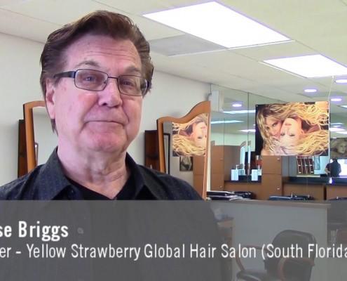 Yellow Strawberry North Video